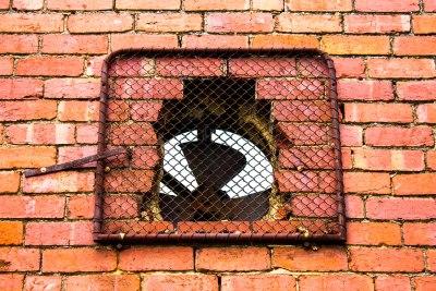 interesting wall treatment